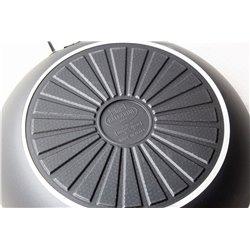 Indukcyjny wok granitowy Ballarini Bologna Granitium