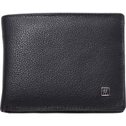 Skórzany portfel z obcinaczką do paznokci TWIN® S