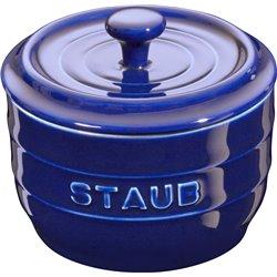 Pojemnik na sól - niebieski