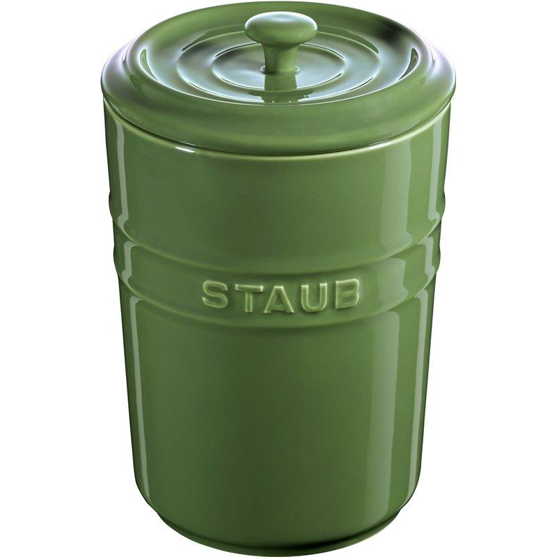 Pojemnik do przechowywania Staub - zielony