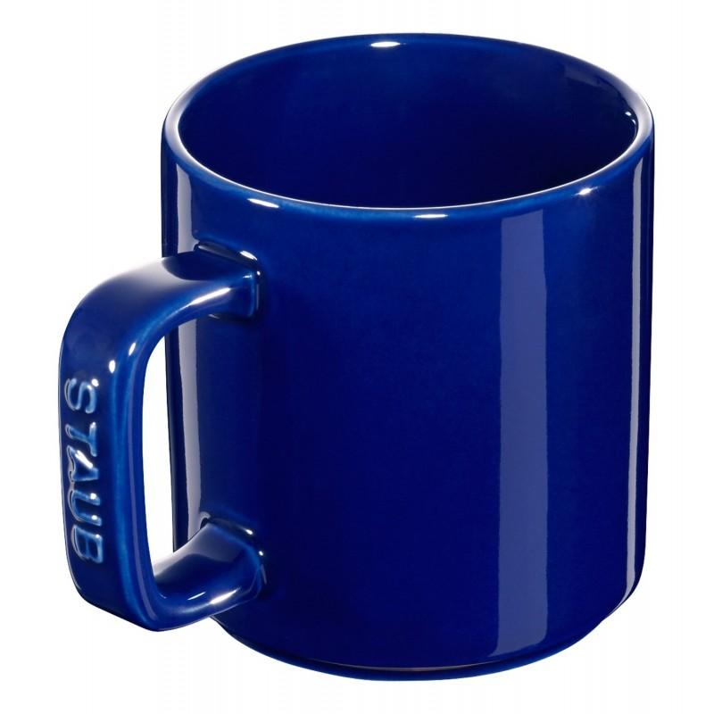 Kubek ceramiczny Staub, 2 szt. - niebieski
