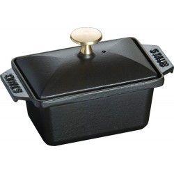Mała forma do pieczenia Staub - czarna