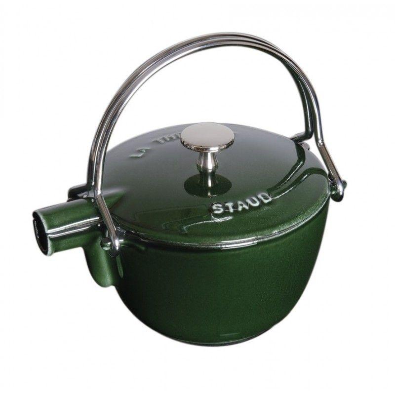 Czajnik Staub - zielony