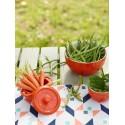 Staub Mini Cocotte Okrągły - pomarańczowy