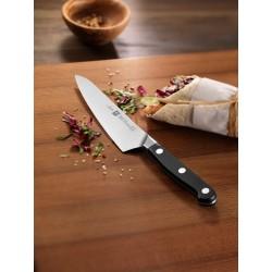 Kompaktowy nóż szefa kuchni Zwilling Pro