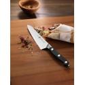 Kompaktowy nóż szefa kuchni z ząbkami Zwilling® Pro
