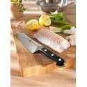 Kompaktowy nóż Santoku z rowkami Zwilling® Pro