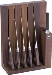Zestaw 5 noży w drewnianym bloku Zwilling Twin 1731