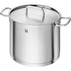 Wysoki garnek do zupy z pokrywką Zwilling Moment - 24 cm