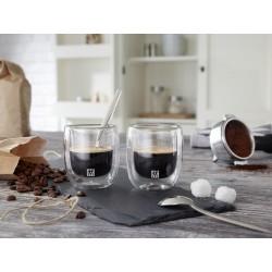 Zestaw dwóch szklanek do espresso Zwilling Sorrento