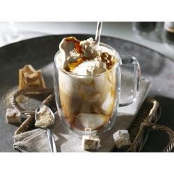 Zestaw dwóch szklanek do latte macchiato z uchwytem Zwilling Sorrento