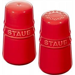 Zestaw do przypraw Staub - czerwony