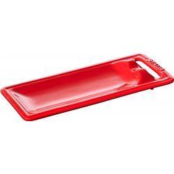 Podstawka pod łyżkę Staub - czerwona