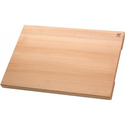 Deska do krojenia z litego drewna bukowego Zwilling - 60 cm