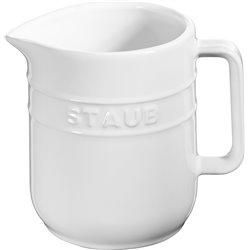 Dzbanuszek do mleka Staub - biały