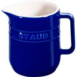 Dzbanuszek do mleka Staub - niebieski
