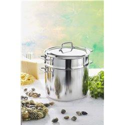 Wkład do gotowania na parze Demeyere Apollo