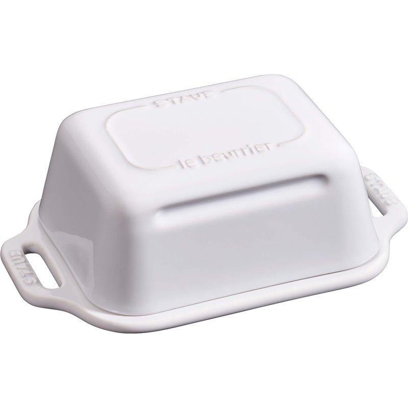 Maselniczka Staub - biały
