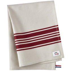Ręcznik kuchenny Staub - czerwony