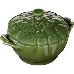 Mini Cocotte ceramiczny okrągły karczoch Staub