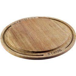 Deska do serów z przykrywką Staub