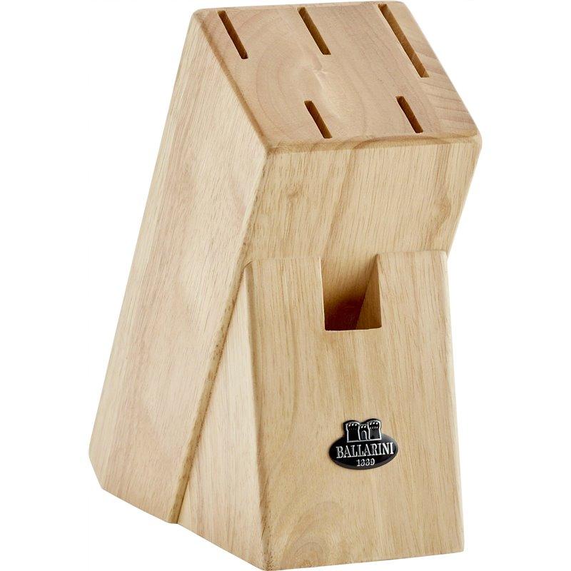 Drewniany blok na noże Ballarini