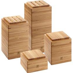 Zestaw 4 pojemników bambusowych Zwilling
