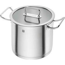 Garnek wysoki do zupy z pokrywką Zwilling Pro - 8.1 ltr