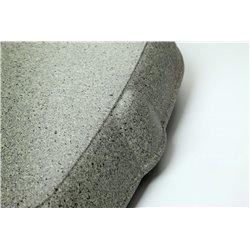 Grillowa patelnia granitowa non-stick Ballarini Cortina Granitium