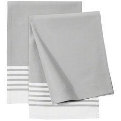Zestaw 2 ręczników Zwilling - szary