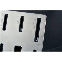 Zestaw 5 noży w bloku samoostrzącym Zwilling Four Star