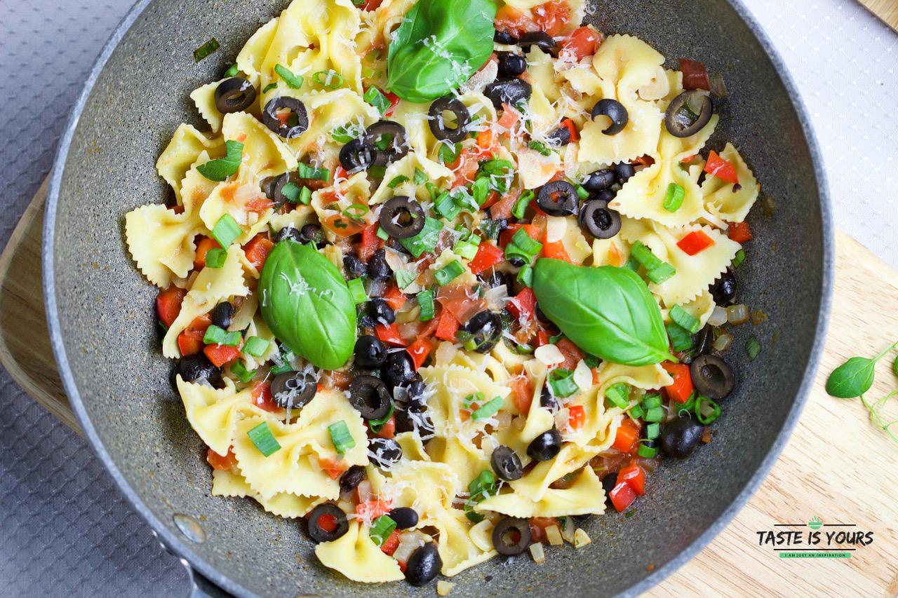 Włoskie stir fry