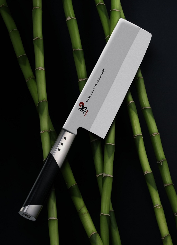 Nóż Nakiri marki Miyabi