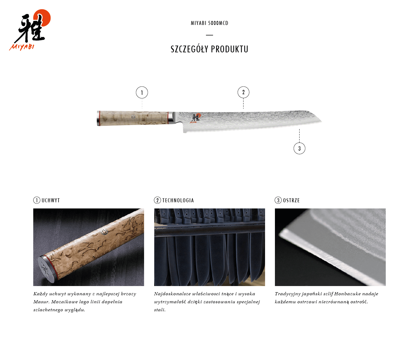 Dlaczego warto kupić nóż do pieczywa Miyabi 5000MCD?