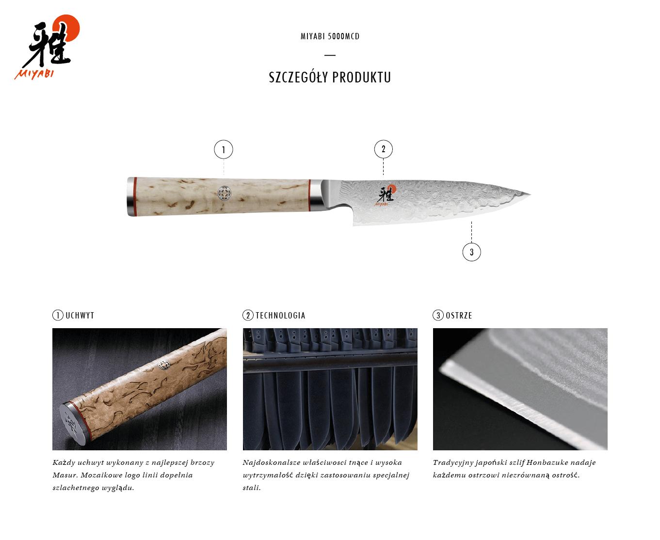 Dlaczego warto kupić nóż Shotoh Miyabi 5000MCD?