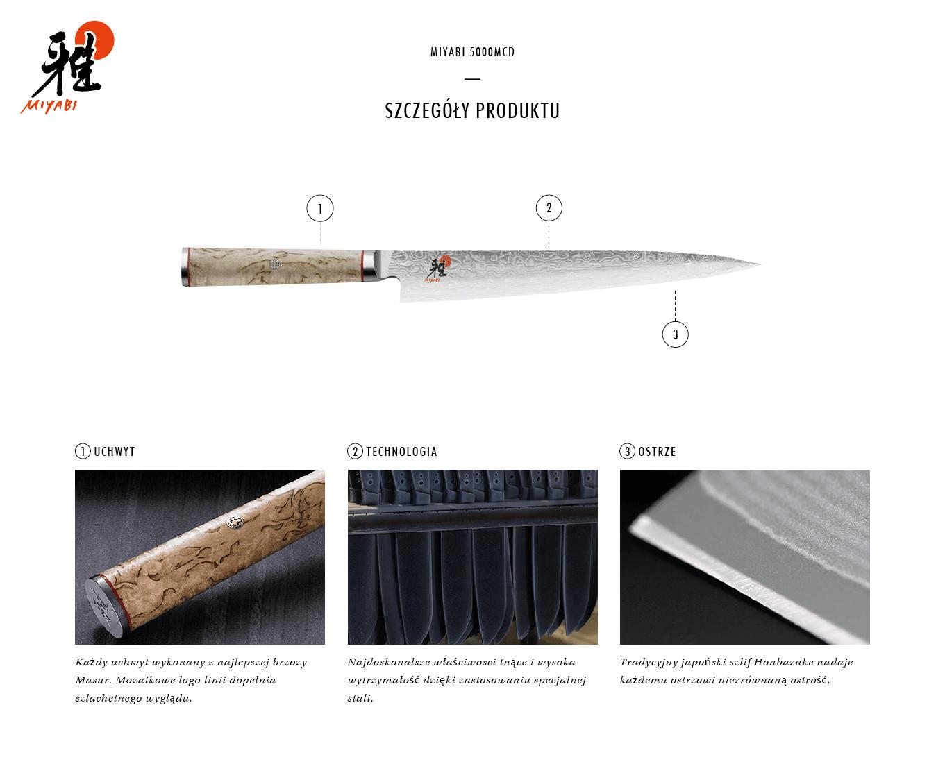 Dlaczego warto kupić nóż Sujihiki Miyabi 5000MCD?