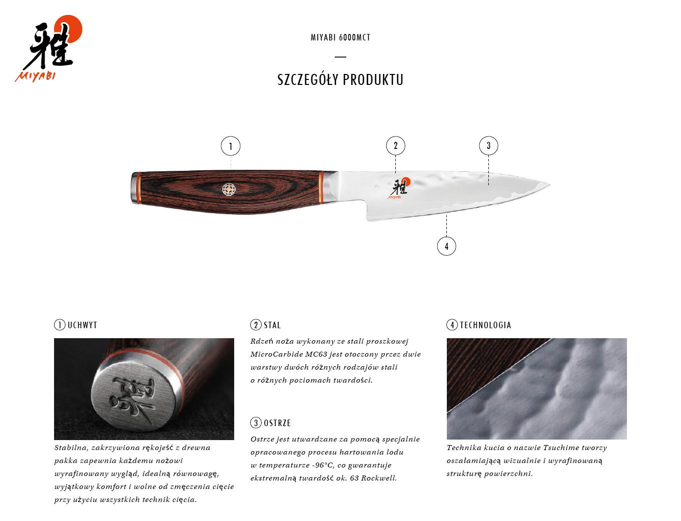 Dlaczego warto kupić nóż Shotoh Miyabi 6000MCT?